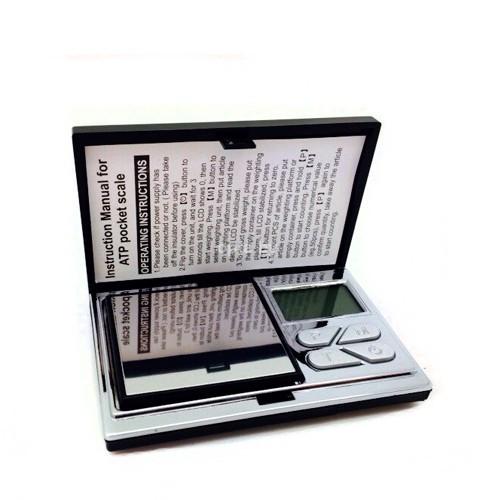 Карманные электронные весы (АТР168)