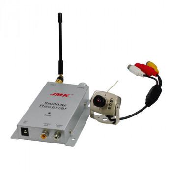 Беспроводная цветная мини видеокамера WS-309AS