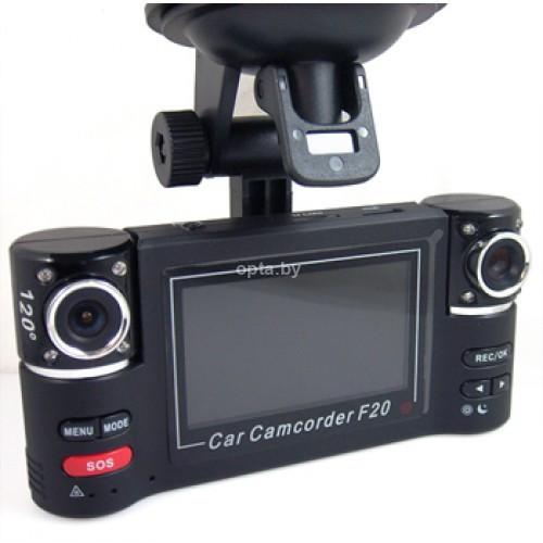 Видеорегистратор F20 H.264