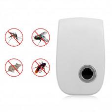 Ультразвуковой отпугиватель насекомых и грызунов Mosquitos Mouse Dispeller
