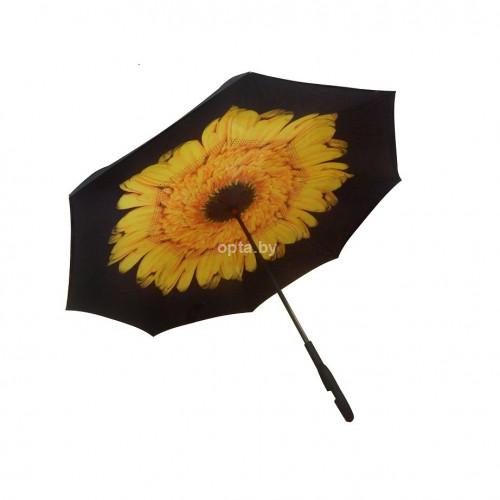 Умный зонт с различными принтами